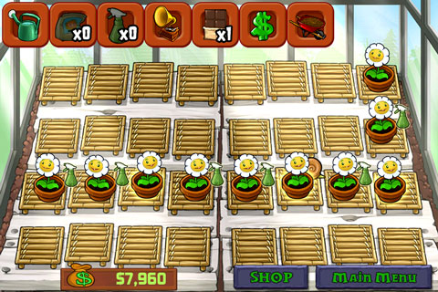 Plants Vs Zombies Retina